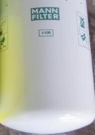 德国曼牌WK940/33X滤芯
