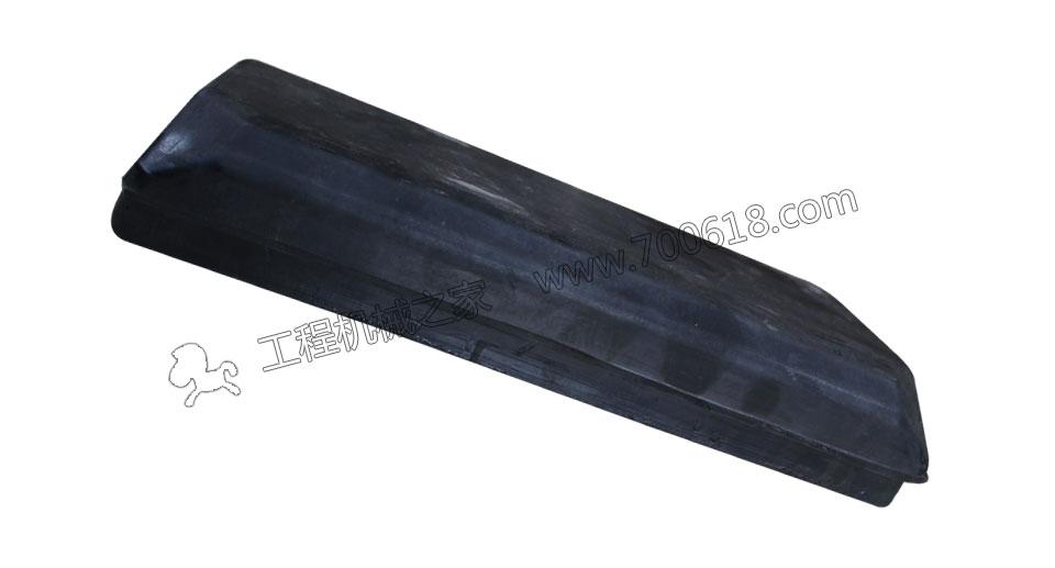 中联LTU90D摊铺机履带板分体胶块出售 进口质量