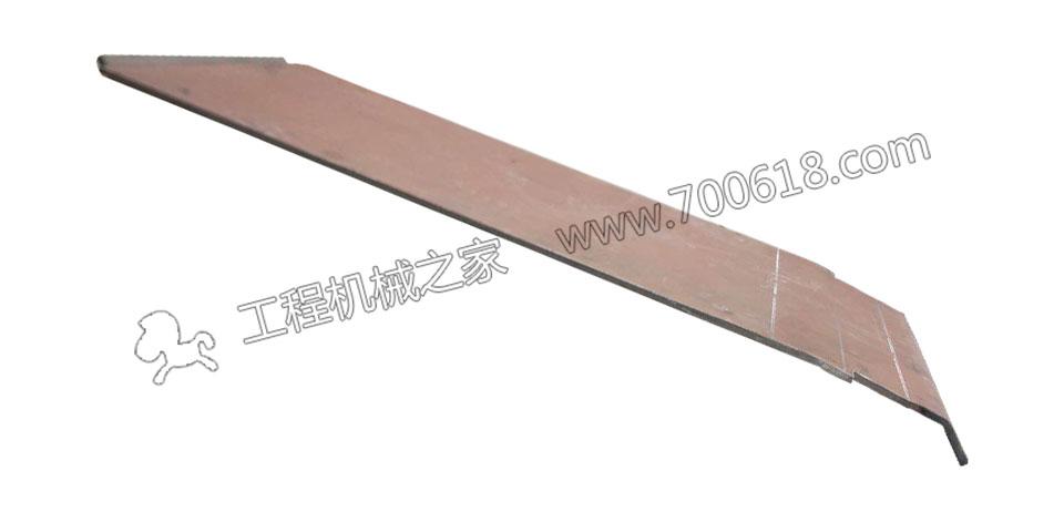徐工1356输料底板(中板和后板)