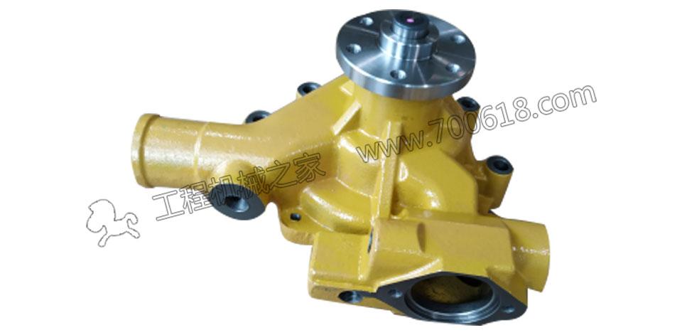 小松发动机水泵6206611104
