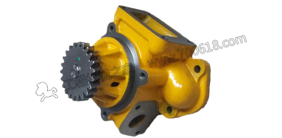 小松发动机水泵6151621101
