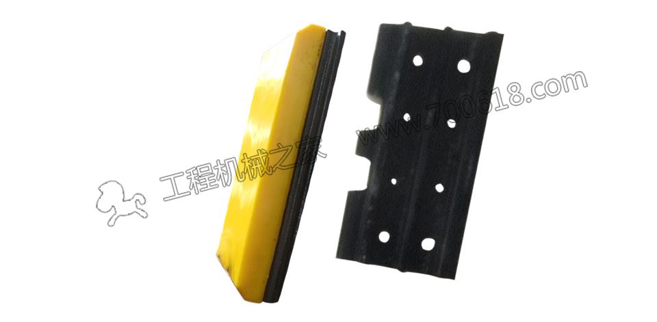 CMI500滑模机分体式履带板总成